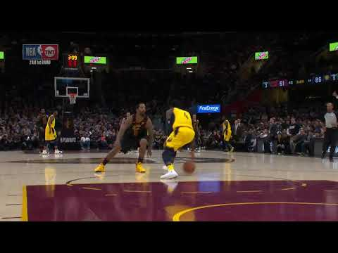 NBA Steal Of The Night JR Smith April,18 2018