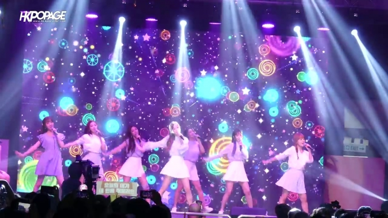 [180616] Lovelyz - Candy Jelly Love Hi~ @ «Asia Fan Meeting In Hong Kong»