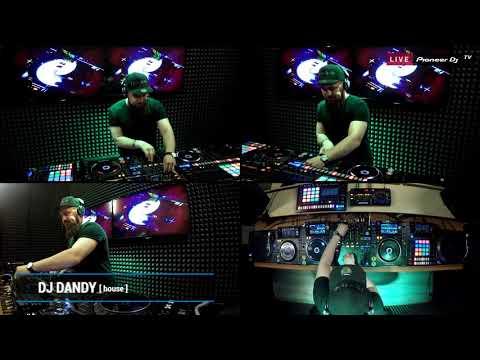 DJ DANDY @ Pioneer DJ TV Moscow