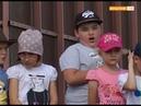 Зарница - военно-спортивная игра в детском лагере Факел