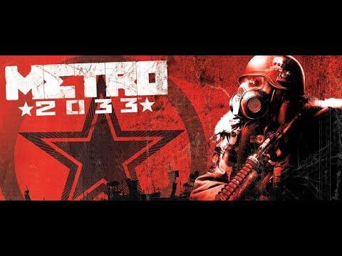 Прохождение - Metro 2033 ( Метро 2033 ) - Часть 5 ( Тургеневская )