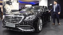 2018 Mercedes S Class S560 Maybach Long NEW Full Review 4MATIC Interior Exterior Infotainment