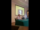 Лекция профессора В.Н.Катасонова на тему Трансгуманизм и границы технологии.