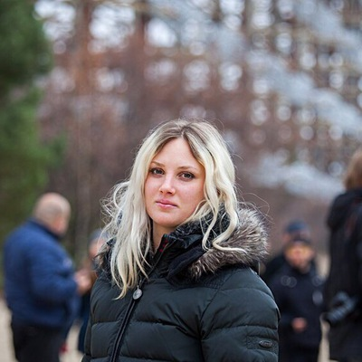 Светлана Губарева