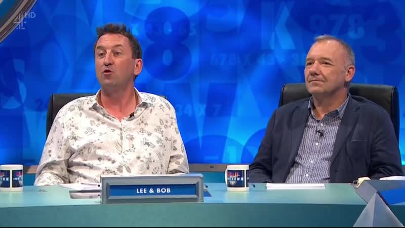 8 out of 10 Cats does Countdown S11E04 (15.10.2016)