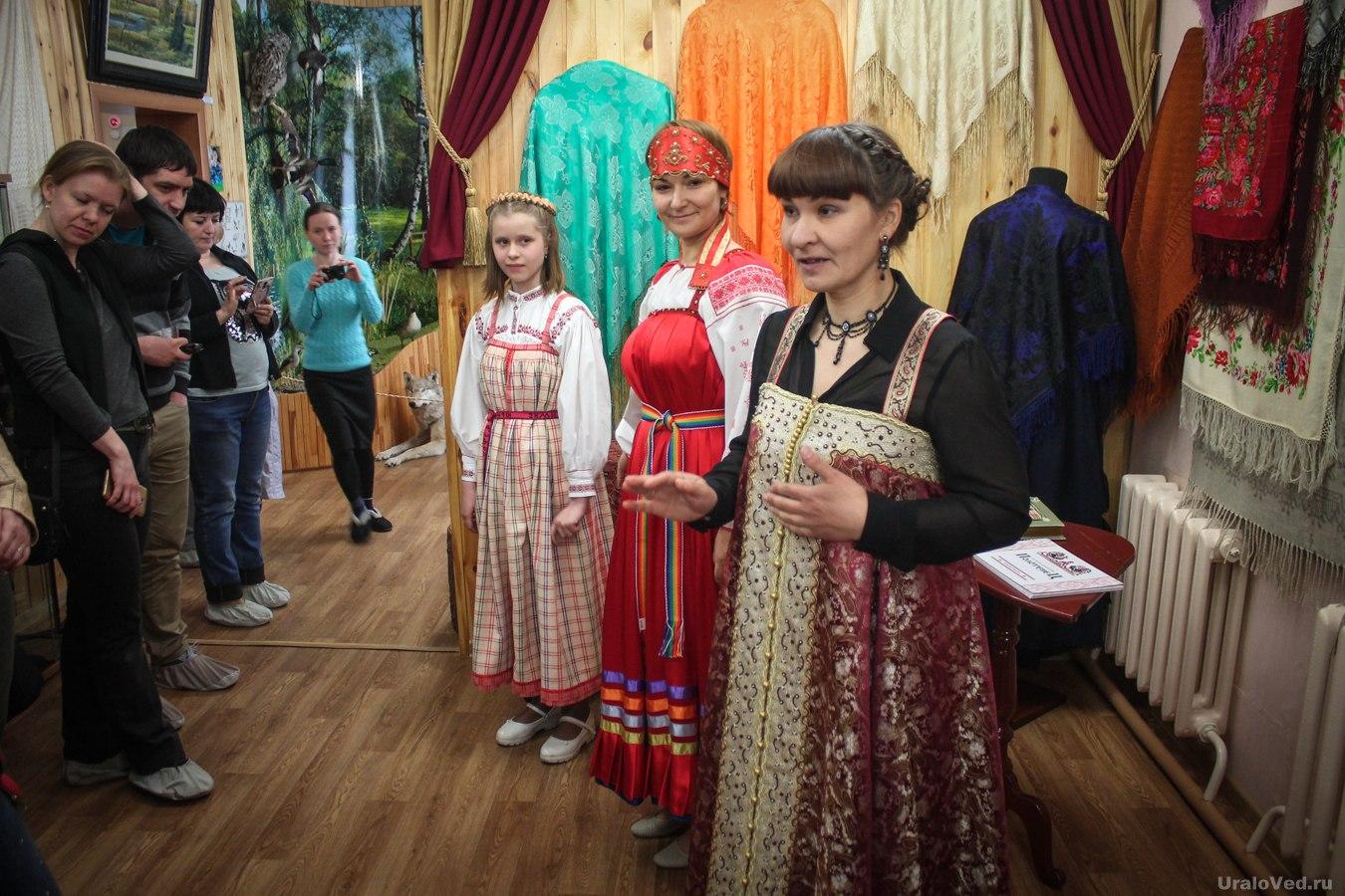 В Троицком краеведческом музее