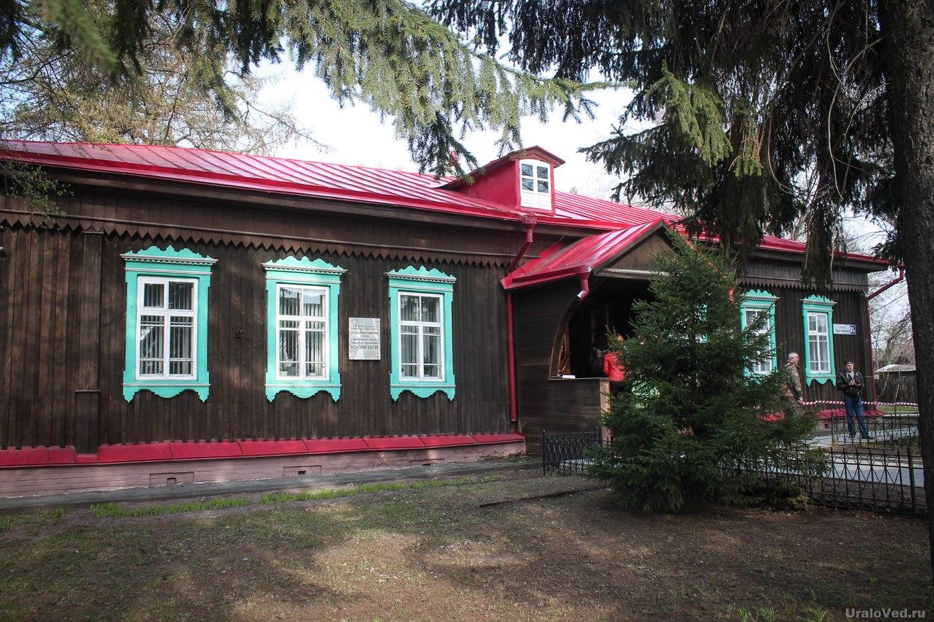 Музей Николая Кузнецова в Талице