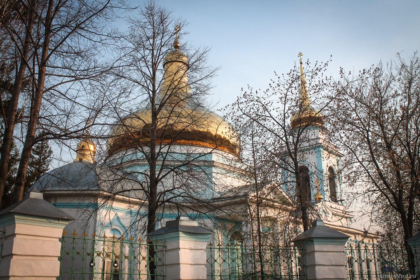 Церковь Петра и Павла в Талице