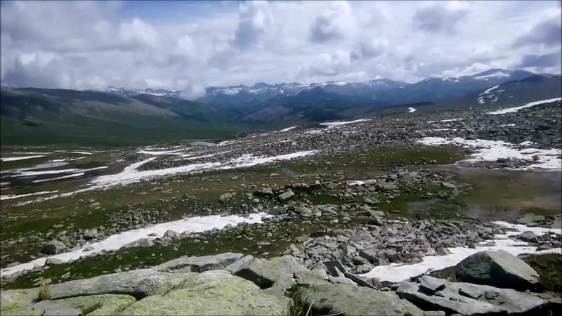 Первый сезон большие горы, видео Кросса