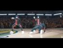 JABBAWOCKEEZ at the NBA Finals