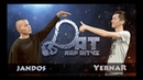 DAT [ Рэп Айтыс ] 3 - жұп: JANDO$$$ vs YernaR [VIBEBOX]
