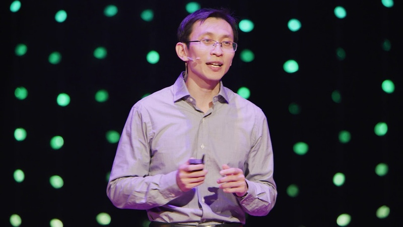 Teaching computers to solve skeletal jigsaw puzzles | Xin Shane Li | TEDxLSU