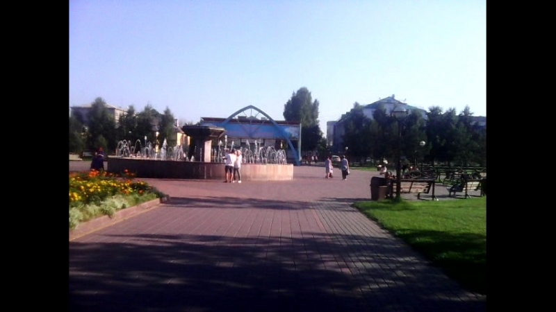 Белово Молдежный парк