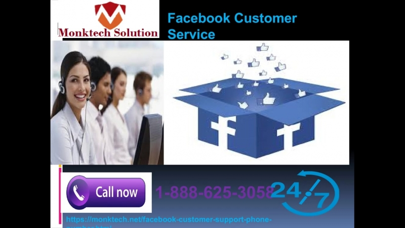 Now 24 Hrs Available Top Level Facebook Customer Service Dial 1-888-625-3058