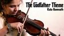 Kala Ramnath The Godfather Theme Cover