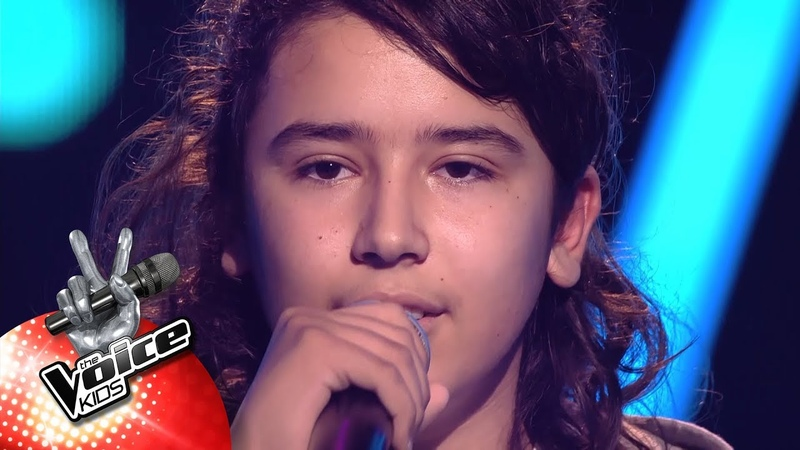 Latif - Bang Bang | Blind Auditions | The Voice Kids | VTM