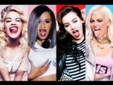 Rita Ora ft. Cardi B, Bebe Rexha, Charli XCX - Girls (Музыкальные Клипы)