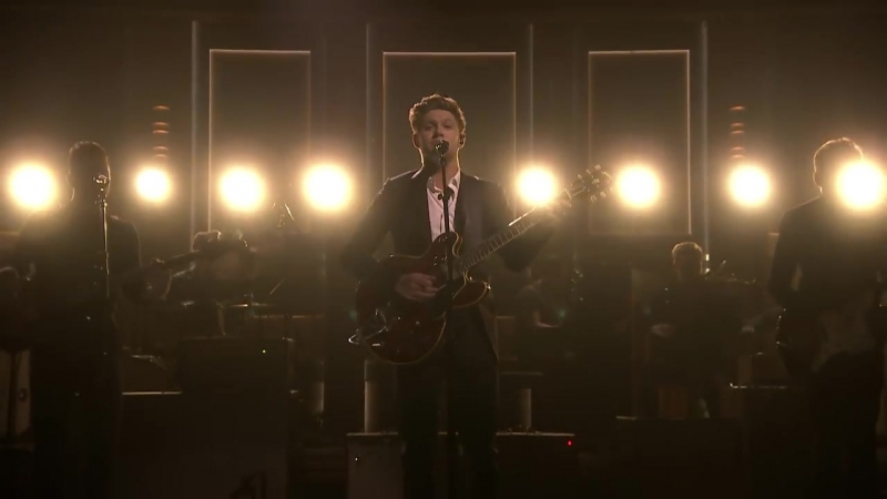 Niall Horan - Too Much to Ask on The Tonight Show with Jimmy Fellon