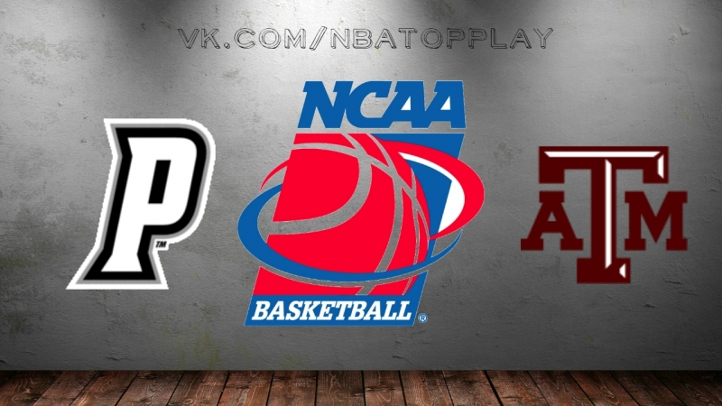 Providence Friars vs Texas AM Aggies | 16.03.2018 | 1st Round | NCAAM March Madness 2018