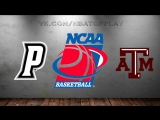 Providence Friars vs Texas A&ampM Aggies 16.03.2018 1st Round NCAAM March Madness 2018