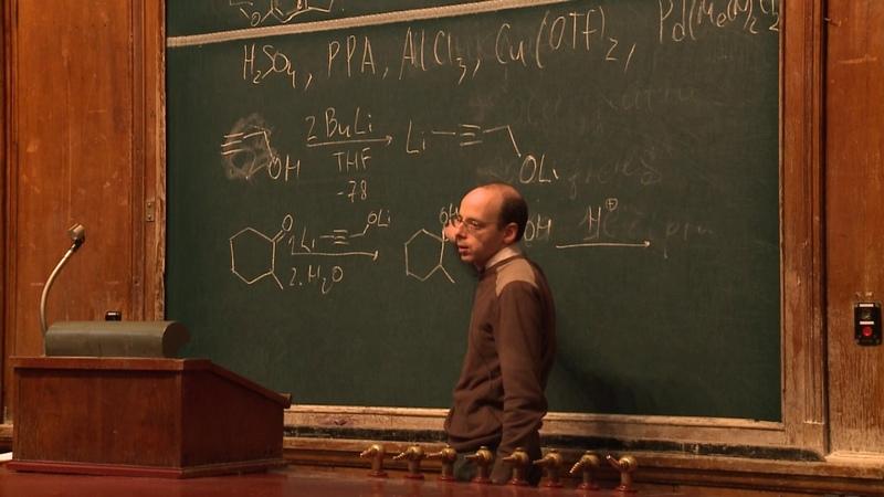 Органическая химия 4 курс. Профессор Дядченко Виктор Прохорович (Лекция 24)