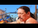 Danny Trejos Machete Bike (Easyriders Bike Show 2012)