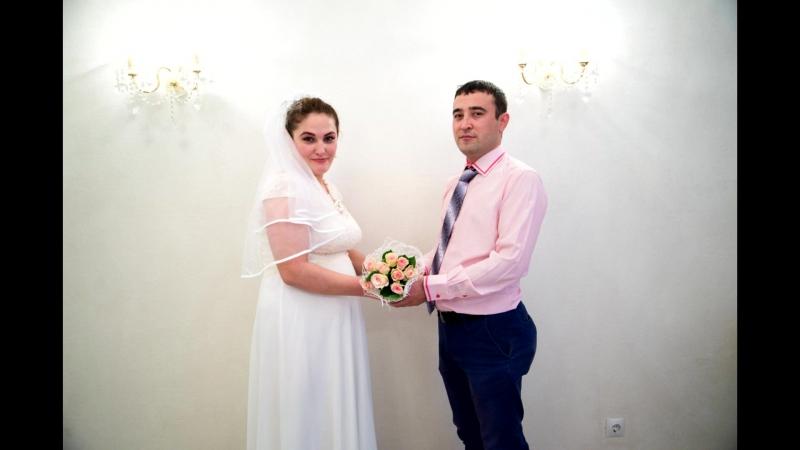 Свадьба-Нигина и Рухшед