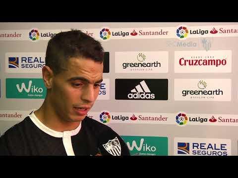 Ben Yedder: Hemos tenido el partido para ganarlo 12/05/18. Sevilla FC