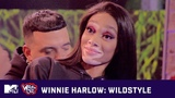 Winnie Harlow Steps Up Straight Off the Runway Wild 'N Out #Wildstyle