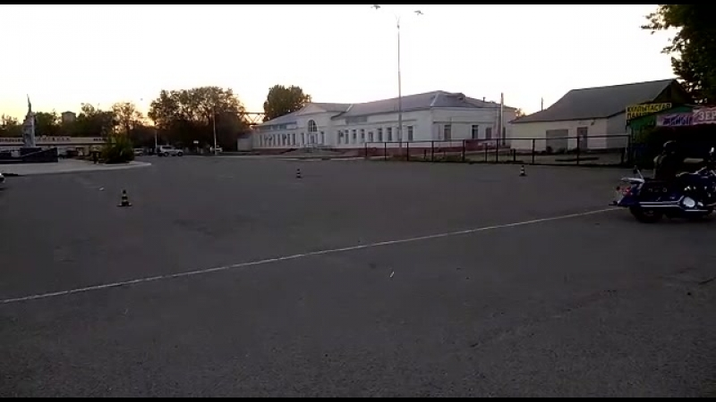 Gimhana GP stage1/ Кузин Андрей VTX 1300/heat 1