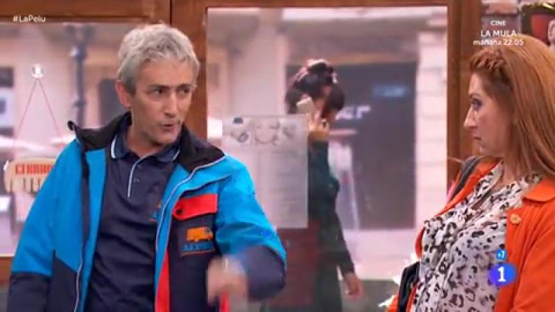 1x49 La Peluquería - El pelo de Raúl