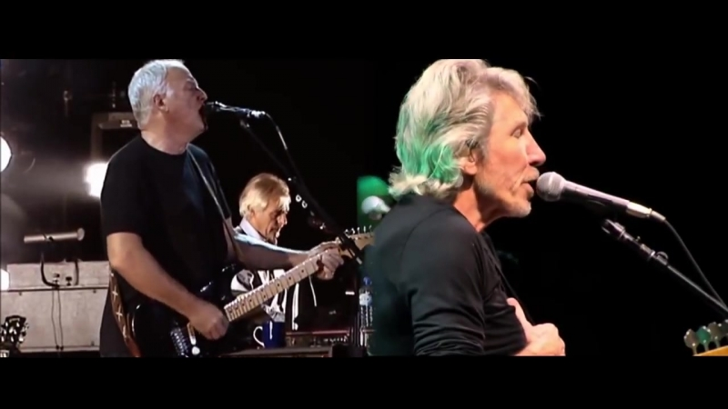 Pink Floyd (Richard Wright, Roger Waters, David Gilmour, Nick Mason) - Time (2006)