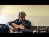 Pink Floyd-Goodbye Blue Sky One Of These Days-cover Garri Pat