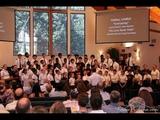 Salvation Army Kimball Conservatory Graduation &amp Messengers of Light Candidates' Farewell
