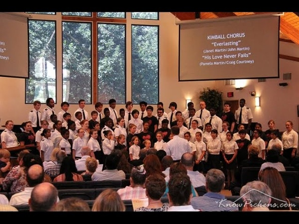 Salvation Army Kimball Conservatory Graduation Messengers of Light Candidates' Farewell