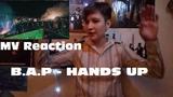 B.A.P - Hands up MV Reaction Реакция на клип БиЭйПи - Руки вверх