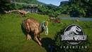 Jurassic World Evolution - Вернулись на первый остров для выполнения задания! #27