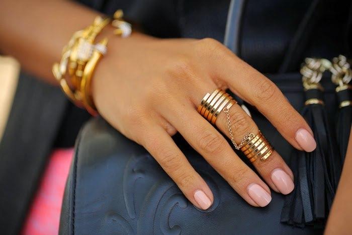 Какие кольца модные в 2018 году?