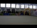 Первенство по художественной гимнастике Сибирские звезды