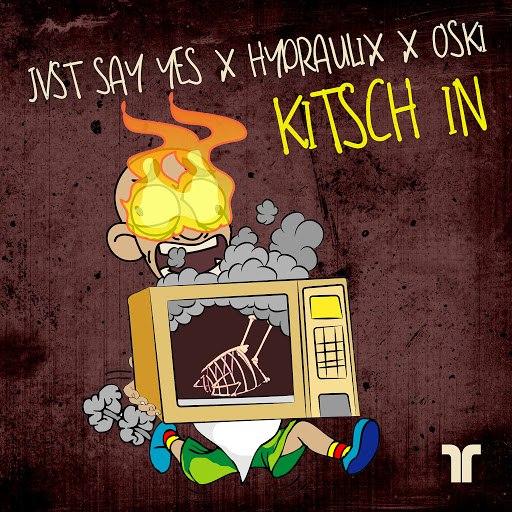 JVST SAY YES альбом Kitsch In