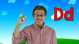 Letter D Sing and Learn the Letters of the Alphabet Learn the Letter D Jack Hartmann