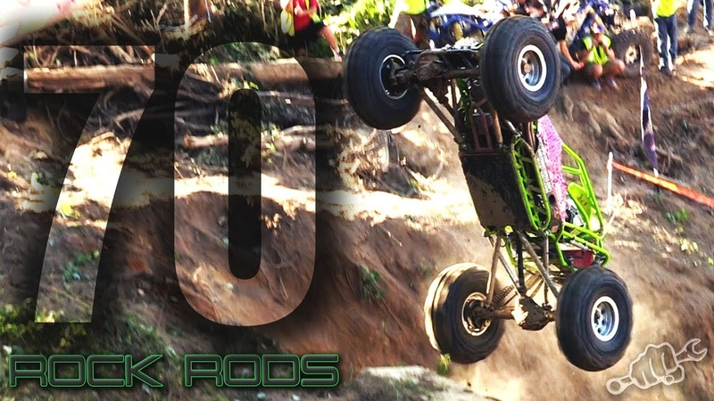 Southern Rock Racing Series Finals - Rock Rods EP70