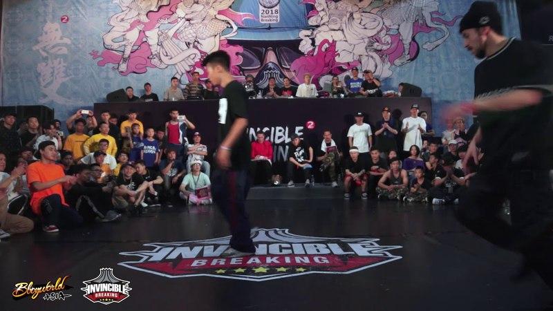 YDJ vs Ryuichi | Final | 1on1 | Invincible Breaking Jam Vol.2