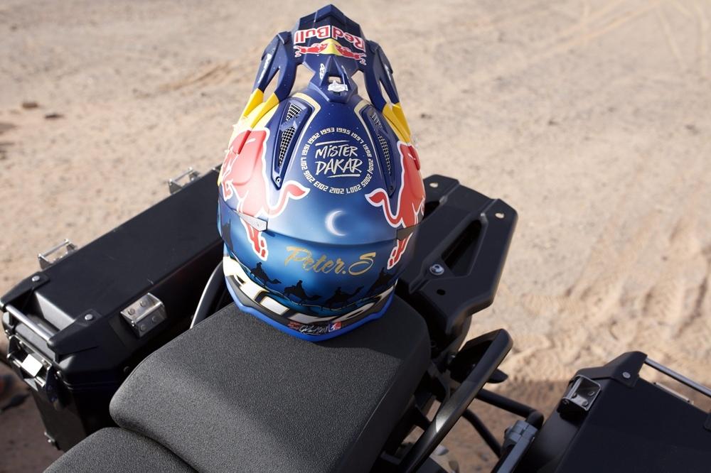 Yamaha Tenere 700 World Raid 2018: Стефан Петерансель протестировал прототип в пустыне Марокко
