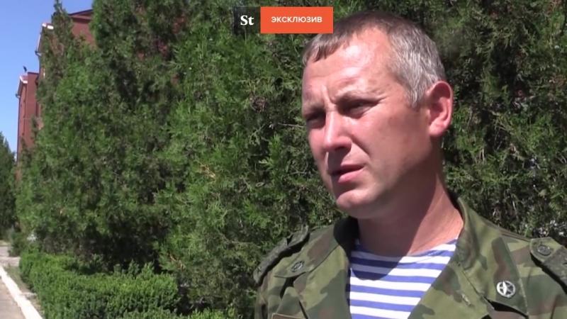Недалеко от места гибели комбата «Пятнашки» обнаружили группу снайперов из Германии