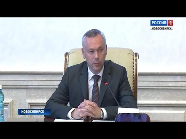 Андрею Травникову представили альтернативную площадку для мусорного полигона