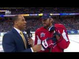 Александр Овечкин - обладатель самого сильного броска в НХЛ. 101,3 миль/час
