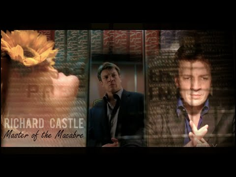 Richard Castle Master of the Macabre {7x23}