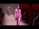 Kaia Gerber Carolyn Murphy and more on the runway for the Salvatore Ferragamo Fashion Show