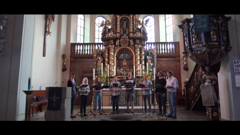 VOCES8- This Marriage by Ed Rex